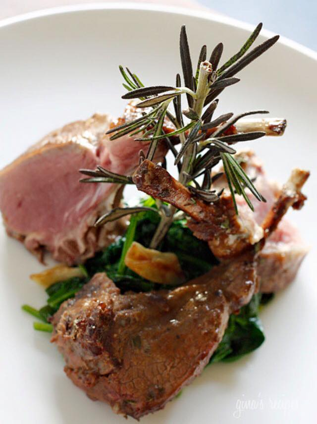 lamb for easter